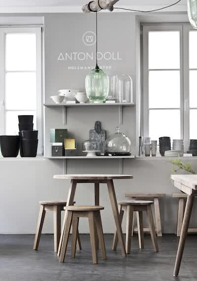 Showroom Anton Doll Holzmanufaktur